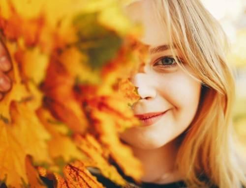 Jak dbać oskórę jesienią, gdyzimny wiatr wysusza skórę